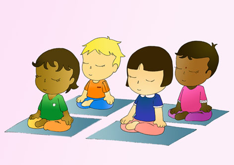 People Relaxing On Sofa Clipart - Clipart Suggest |Kids Relax Clipart