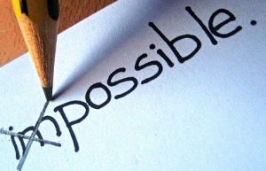 Every goal can seem impossible without a plan to achieve them.